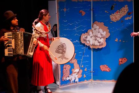 Новая сказка про все английское в детском центре ''Домик Фанни Белл''