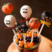 Хэллоуин — страшно и весело! Вкусные 'ужасы' для детей своими руками
