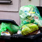 Солвей Бергрен: Ваше мусорное ведро: сколько в нем стекла, металла, пластика?