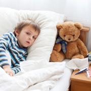 Юлия Каспарова: Мне грустно, я лежу больной...
