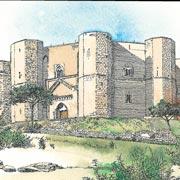 Улла Штойернагель : Откуда взялись рыцари и зачем они строили замки