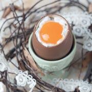 Шоколадные пасхальные яйца – своими руками: 2 рецепта