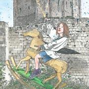 Улла Штойернагель : Замки Европы: как провести экскурсию для ребенка