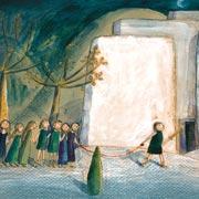 Миф о Тесее и Минотавре: греческие мифы для детей по-новому