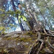 В отпуск – на малую родину: Каменный город в Пермском крае и вымирающий поселок Юбилейный