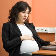 О беременности по секрету  — начальнику