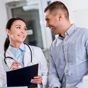 10 признаков хорошего пациента
