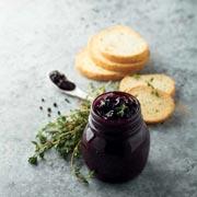 Соус из смородины и черники к мясу: заготовки на зиму