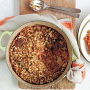 Праздничные рецепты из утки: утка по-пекински, кассуле. И бургеры детям