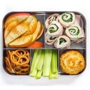 Анна Кутаркина: Еда с собой: полезные перекусы для школьников и студентов