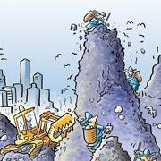 Что происходило с мусором в ХХ веке