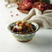 Соусы к мясу на зиму: чатни из баклажанов и свекольный соус