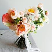 Екатерина Андрюкова: Свадебный букет и бутоньерка: как сделать своими руками