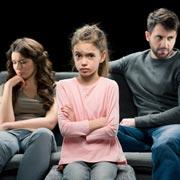 Бен Фурман: 'Я их ненавижу!' Как помочь ребенку пережить развод родителей