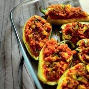 Ольга Землякова: Фаршированный перец и нут с овощами: рецепты ужина на детокс-диете