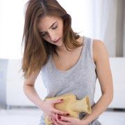 Как избавиться от боли во время месячных