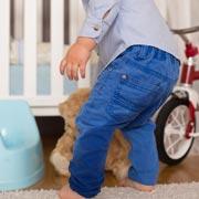 Ребенок 5 лет описался в детском саду. Как реагировать?