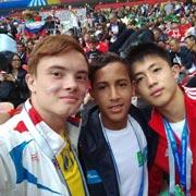 Как мы с сыном участвовали в Чемпионате мира по футболу