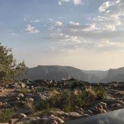 Галина Касьяникова: Оман: горы, море, пустыня, черепахи и изумрудные ущелья