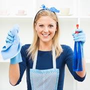 Беа Джонсон: Сколько времени у вас занимает уборка и стирка