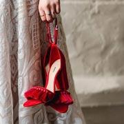 Свадьба осенью. Самые модные цвета для вдохновения