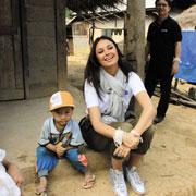 Оксана Федорова: ''Моя миссия — помогать детям''