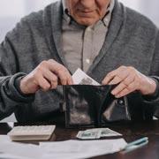 Юлия Жемчужникова: А вы знаете тех, кто голодает на пенсии?
