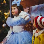 Татьяна Ланская: Елки для детей, шумные и не очень. Куда пойти с ребенком?