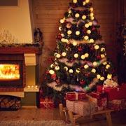 Чем заменить новогоднюю елку, открытки и свечи на Новый год