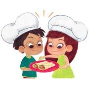 Элеонора Тэри: Что положить в ланч-бокс? Еда с собой: маффины и фахитас