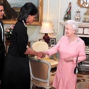 Мишель Обама: Мишель Обама. Как я осмелилась обнять королеву Англии
