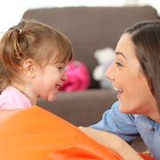 Ольга Хухлаева: Как научить ребенка общаться? Психологические сказки