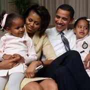 Мишель Обама: Ты мне не начальник. К тому же – красотка. Нам надо встречаться