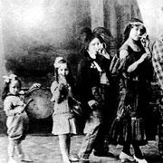Карьера советской Золушки началась в цирке