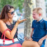 Почему мы кричим на детей: 7 причин