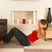 Фигура после родов: фитнес для похудения – в домашних условиях