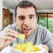 А вы можете остановиться, когда едите чипсы?