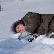 До нового снега! Как мы ловили снежные дни этой зимой