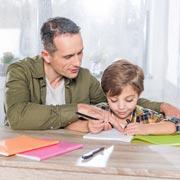 Нед Джонсон: Как перестать ругаться с подростком из-за уроков