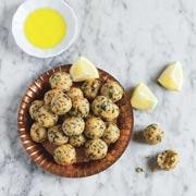 Помм Лармуайе: Турецкие кёфте, два рецепта: из чечевицы и булгура