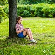 7 книг для подростков, которые помогут справиться с тревогой и стрессом