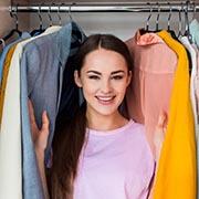 Обновись! Проводим время с пользой — разбираем гардероб