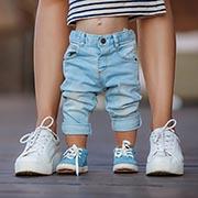 Как выбрать первые ботиночки для малыша