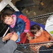 'День балования', или Шопинг с детьми – и с удовольствием