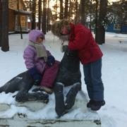 Наша поездка в Великий Устюг: Дед Мороз и его резиденция