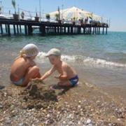 Турецкий берег: море, солнце и мы