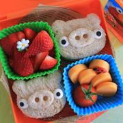 Галина Касьяникова: Детское меню - набор для пикника. Лучшие идеи от японских мам