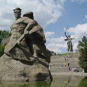 Мамаев Курган — главная высота России