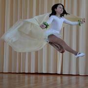 Анна Казновская: В подарок на день рождения – танец. Бабушке от внучки