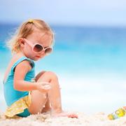 Лето в радость: полезный загар и защита от солнца – детям